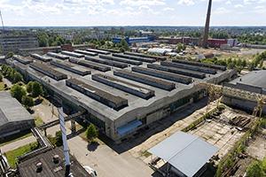 Ražošanas ēkas